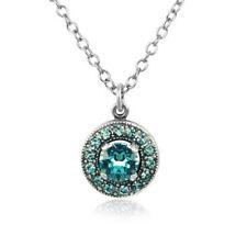Modeschmuck-Halsketten & -Anhänger mit Türkis-Beauty Kristall