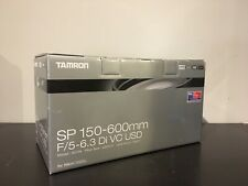 Tamron SP 150-600mm Box (Box Only)