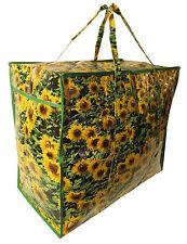 4x DONKEY Sonnenblumen Aufbewahrungstasche Transporttasche Allzwecktasche Tasche