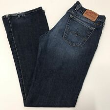 Lucky Brand Womens Jeans 28 (Actual 31) Sweet N Low Bootcut Distressed Stretch