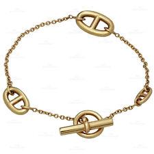 HERMES Farandole 18k Rose Gold Small Bracelet
