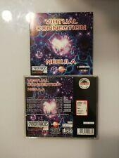 COMPILATION - VIRTUAL CONNECTION - NEBULA (CYBERTRACKS)  -  CD