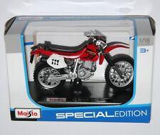 Maisto - HONDA XR400R - Motorbike Model Scale 1:18