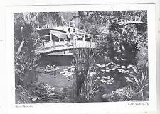 "*Postcard-""The Rose Garden"" (aka-Cape Coral Gardens) *Cape Coral, FL.  (#106)"