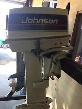 Johnson Outboard 25hp model