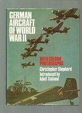 SHEPHERD/GERMAN AIRCRAFT OF WORLD WAR II/1979 HB/FINE/DW/LUFTWAFFE/WW2/WWII/RAF