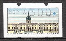 Berlino 1987 automarten-marchio libero 300er post freschi LUSSO!!! (a154)
