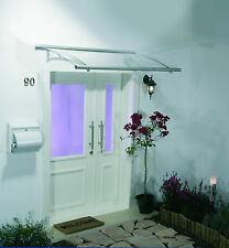 Door Canopy 1500mm x 920mm - Front Door Awning, Smoking Shelter, Porch Cover