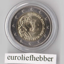 Portugal       2 Euro Commemorative   2010   Republiek