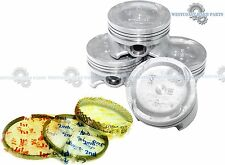 96-00 HONDA Civic 1.6L D16Y5 D16Y7 D16Y8 Engine AFTERMARKET Pistons with Rings