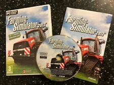 PC DVD-ROM GAME FARMING SIMULATOR 2013 O/S WIN 8 7 XP VISTA