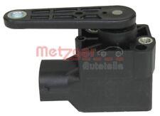 METZGER Sensor, Xenonlicht (Leuchtweiteregulierung) Original Ersatzteil Hinten