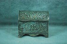 Antique Judaica Silver Spice Box Tunisia silver mark