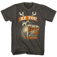 ZZ Top High Octane Racing Fuel Men's T Shirt Rock Band Album Concert Tour Merch