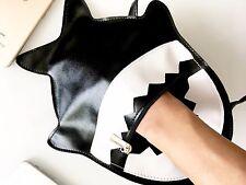 Shark Jaws Scary Fish Soft Harajuku Kawaii Crossbody Bag Handbag