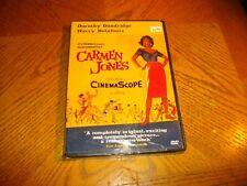 Carmen Jones (DVD, 2006, Sensormatic)