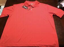 Mens Xl Ping Golf Shirt Nwt, Red