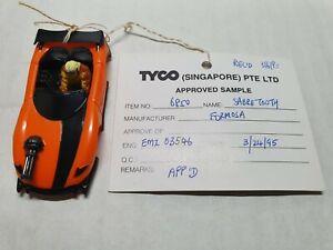 TYCO  Prototype  Wolverine  car  440X2 COMPLETE HO SLOT CAR .RARE! ,FREESHIP!