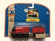 Thomas And Friends Wooden Railway Talking James RFID