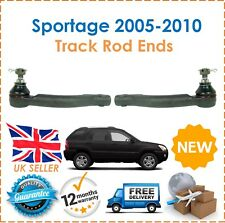 For Kia Sportage 2005-2010 Right & Left Outer Tie Track Rod End Set New