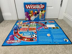 Wise Up A Game Of Safe Adventures Children's Safety Learning Board Game Complete