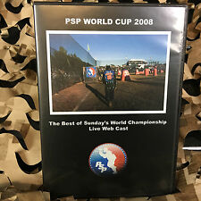 New Psp 2008 World Cup Dvd - The Best of Sunday's World Championship