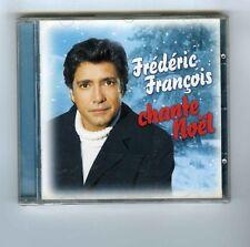 CD (NEUF) FREDERIC FRANCOIS CHANTE NOEL