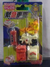 Iwako Erasers Set