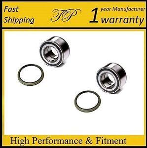 1996-2002 Toyota 4Runner Front Wheel Hub Bearing & Seals (2WD) (PAIR)