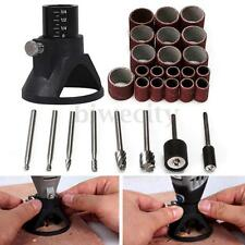 29x Universal Rotary Tool Accessories For Grinding Polishing Sanding Woodworking