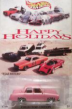"Hot Wheels CUSTOM The Simpsons Family Car ""Happy Holidays"" RR LTD 1/10"