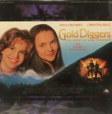 Gold Digger The Secret Of Bear Mountain Christina Ricci Anna Chlumsky Laserdisc