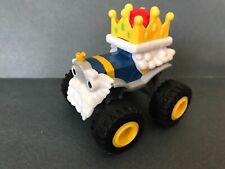 Blaze and the Monster Machines King Truck Die Cast Mattel