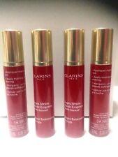 CLARINS Super Restorative Serum - New - 4 X 10 ml =  40 ml - RRP $220