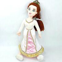 Shrek Princess Fiona plush soft toy doll Wedding dress