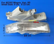 Turn Signal Lights Housing Lamp For 1994-1996 Toyota Corolla AE102 Wagon Van 5D