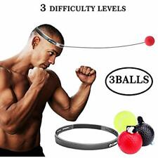 """Boxing Fight Ball Reflex For Improving Speed Reactions And Hand Eye Punch Mma """""""