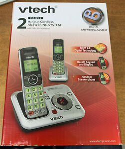 VTech CS6429-2 1.9 GHz Dual Handsets Cordless Phone
