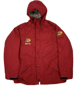 Bass Pro Shops Jacket Gore-Tex Mens Medium Red Jacket