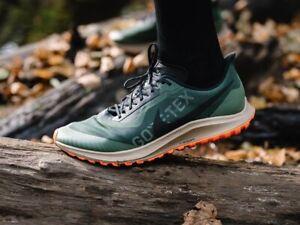 Nike Air Zoom Pegasus 36 Trail GTX Running Shoes BV7762 300 Galactic Jade Sz 9.5