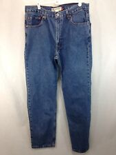 NEW Levi Strauss Levis Jeans Pants Mens 36 x 33 Relaxed Fit 550 Tapered Leg