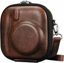 For Fujifilm Instax Mini 11/9/8/7+ Instant Camera Carry Case Travel Bag w/ Strap