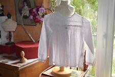 blouse tartine et chocolat 8 ans rose poids pendentif douce et tendre