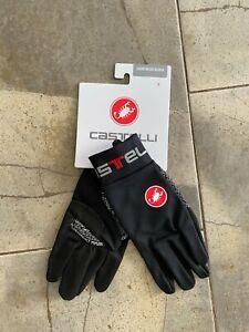 Castelli Lightness Fall Winter Gloves Cycling Tour de France Full Long Finger