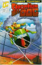 Strontium Dog # 22 (Carlos Ezquerra) (Quality Comics USA, 1988)
