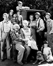 """The Waltons"" Family Cast From The Cbs Tv Show - 8X10 Publicity Photo (Fb-795)"