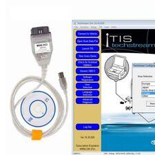 Mini VCI J2534 OBD2 Diagnostic Tool Code Reader for Lexus Toyota Techstream