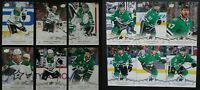 2018-19 Upper Deck UD Dallas Stars Series 1 & 2 Team Set of 12 Hockey Cards