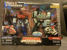 HASBRO ORIGINAL: Transformers WAR WITHIN Optimus Prime/Megatron DIECAST 2006 Set