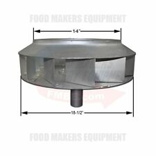 Lbc Lro2-He Circulation Fan Wheel. 71500-15-2.